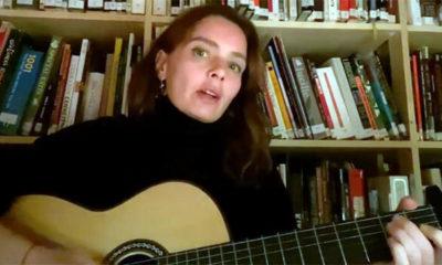 Nil Karaibrahimgil'den karantina şarkısı
