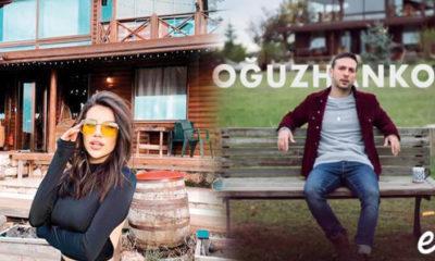 Oğuzhan Koç ile Cansu Dila Gülsoy'un dağ evi bilmecesi