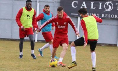 Sivasspor takımı izne çıktı
