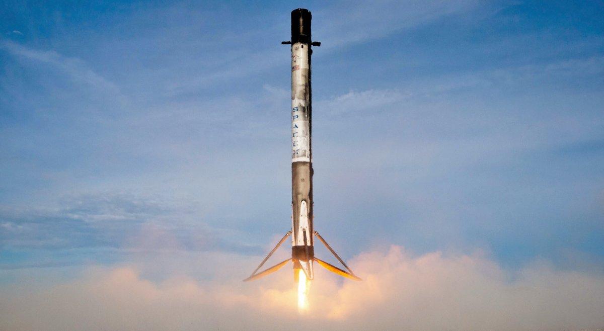 SpaceX ile uzaya seyahat etmenin bedeli 55 milyon dolar