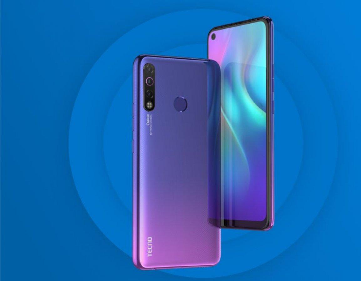 Tecno Mobile, Türkiye'de satışa çıkaracağı telefonlarını tanıttı