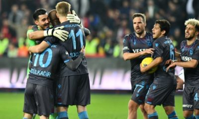 Trabzonspor'da en kritik takvim!