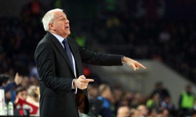 "Zeljko Obradovic: ""Şimdi finale odaklanma zamanı!"""