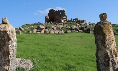 3 bin yıllık Zerzevan Kalesi'nin UNESCO Dünya Mirası Kalıcı Listesi'ne girmesi hedefleniyor