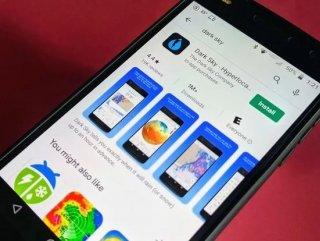 Apple, hava durumu uygulaması Dark Sky'ı satın aldı