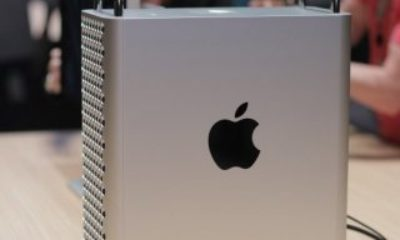 Apple, Mac Pro'nun tekerleklerini iPhone fiyatına satışa sundu