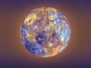 Atmosferi olmadığından her saniye bombalanan gezegen: Merkür