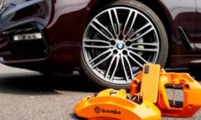 Bir akıllı telefon, BMW'nin fren balatası olarak kullanıldı Vivo IQOO 3, BMW'nin fren balatası oldu – VİDEO