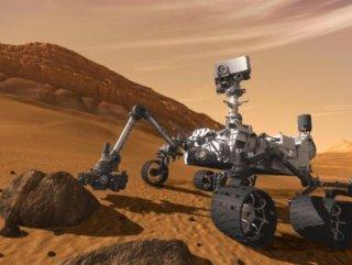 NASA çalışanları Mars aracını evlerinden kontrol ediyor
