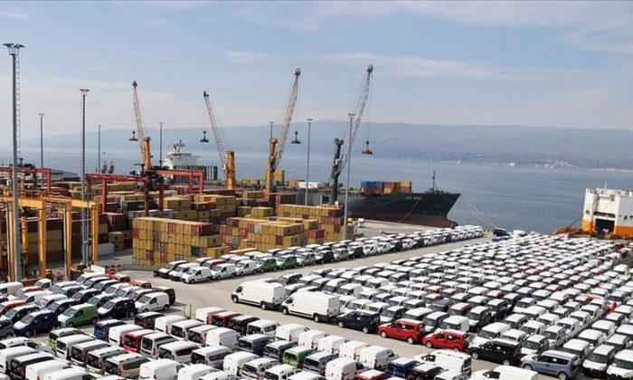 Otomotivde martta 2,1 milyar dolarlık ihracat