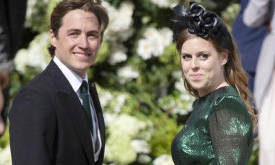Prenses Beatrice ile Edoardo Mapelli Mozzi'nin düğünü koronavirüs nedeniyle iptal edildi
