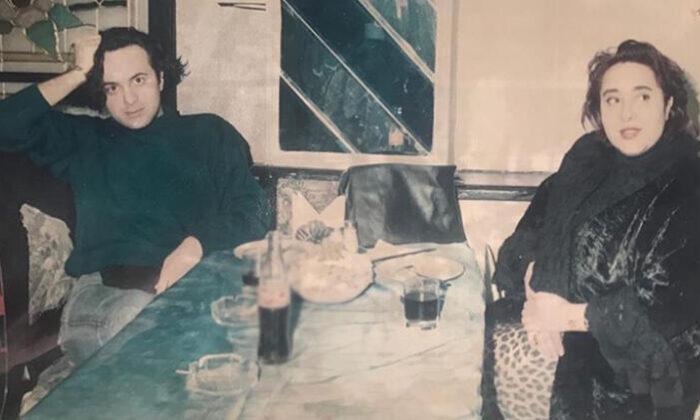 Resmin arkasına 1991 şubat yazmışım… Son nefesine kadar yanındaydım!