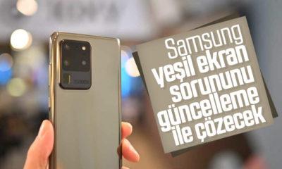Samsung, Galaxy S20 Ultra'daki ekran hatası için güncelleme yayınlayacak