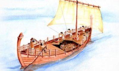 Sırp kömür madeninde Roma gemi enkazları bulundu