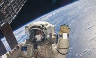 Uluslararası Uzay İstasyonu astronotları Dünya'ya indi
