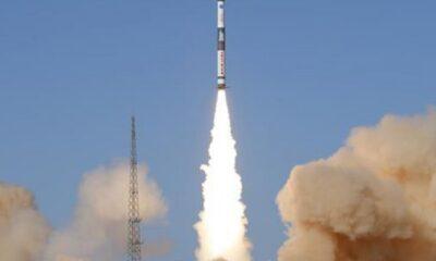 Çin, nesnelerin interneti projesi için 2 uydu fırlattı