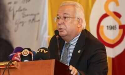 Galatasaray'da Eşref Hamamcıoğlu'ndan TFF'nin kararına tepki