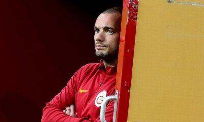Galatasaray'da Hasan Şaş'ın yerine Sneijder sürprizi!