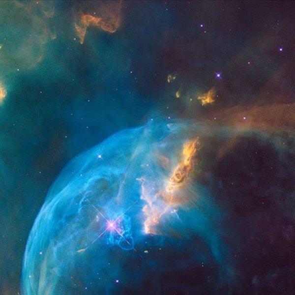 İki farklı galakside kozmik patlamalar keşfedildi
