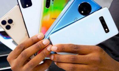 İlk çeyrekte en çok satılan akıllı telefonlar
