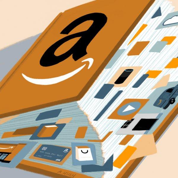 KVKK, Amazon'a 1.2 milyon lira ceza kesti