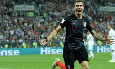 Mario Mandzukic'e Galatasaray önerisi