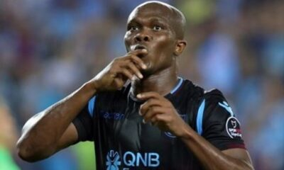 """Nwakaeme: """"Şampiyonluğu fazlasıyla hak ettik"""""""