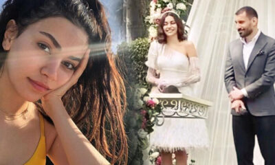 Şilan Makal ile Şener Özbayraklı sessiz sedasız evlendi