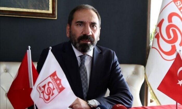 "Sivasspor'dan Malatyaspor'a ""geçmiş olsun"" mesajı"