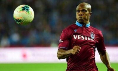 Trabzonspor'dan Nwakaeme için transfer açıklaması!