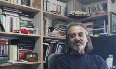 Yazar Ethem Baran, Sait Faik Hikaye Armağanı'nın sahibi oldu