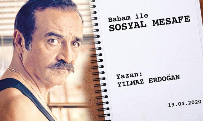 Yılmaz Erdoğan'dan karantina dizisi