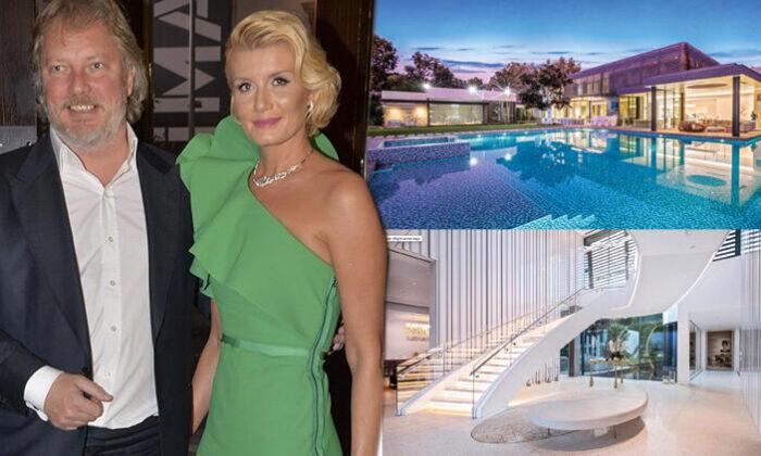 Adnan Şen'in evi 75 milyon dolara satışta