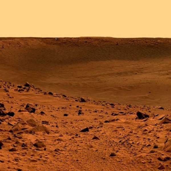 Astronotlar Mars'ta roka yetiştirmek istiyor