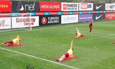 Galatasaray'da koronavirüs şoku