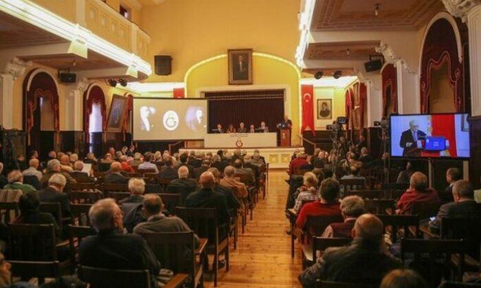 Galatasaray'da olağan divan kurulu toplantısı telekonferansla yapılacak