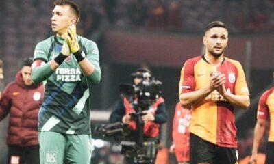 Galatasaray'dan Andone ve Muslera için yeni açıklama