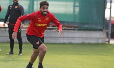 Göztepe'de Trabzonspor hazırlıkları devam ediyor
