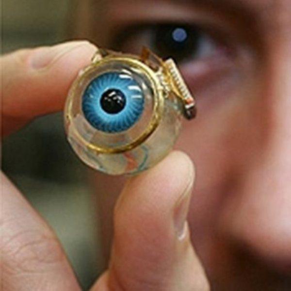 İnsan ve robotlar için üretilen biyonik göz testleri geçti