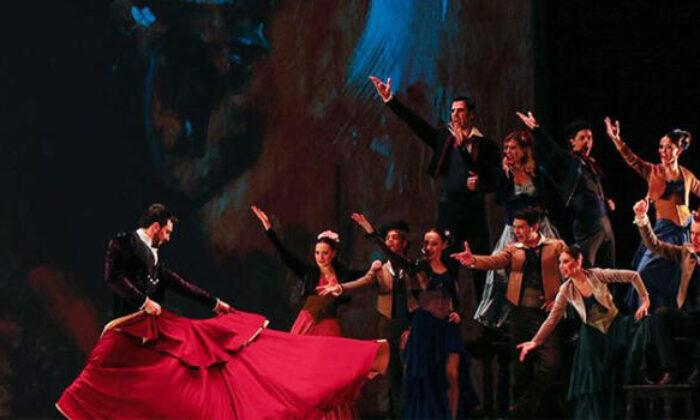 Opera ve bale seyircisi arttı