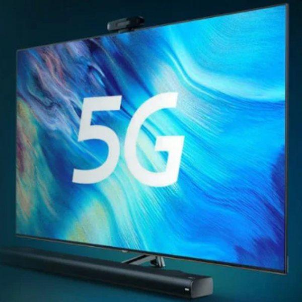 Xiaomi, dünyanın ilk 5G destekli televizyonunu tanıttı