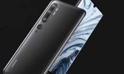 Xİaomi Mi Note 10'a Android 10 güncellemesi geldi