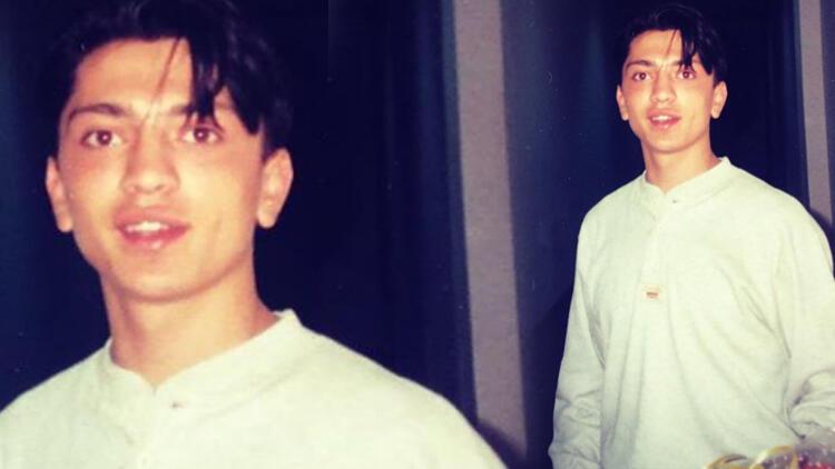 '1993 Ekim... Lise son öğrencisi bir stajyerim...'