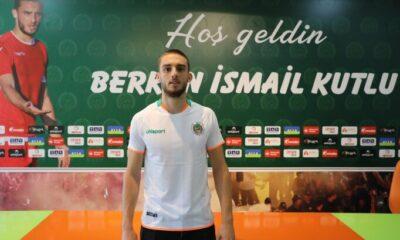 Alanyaspor, Sion'dan Berkan İsmail Kutlu'yu transfer etti
