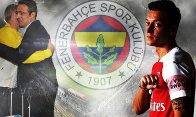 """Ali Koç'tan Mesut Özil cevabı: """"Acun'a sorun"""""""