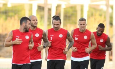 Antalyaspor'da Medipol Başakşehir maçı hazırlıkları sürüyor