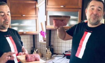 Ata Demirer mutfakta menemenin püf noktalarını anlattı!