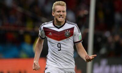 Dortmund, Andre Schürrle'nin sözleşmesini feshetti