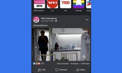 Facebook, karanlık modu bazı iOS kullanıcılarına sundu