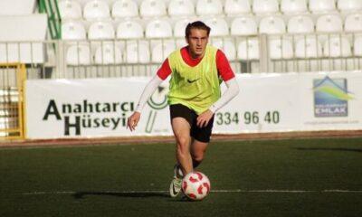 Galatasaray'ın anlaştığı genç futbolcu İstanbul'a geldi!